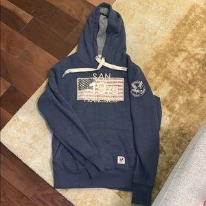 NWOT San Francisco hoodie
